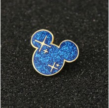 Disney's Mickey Mouse Head Lapel Pins