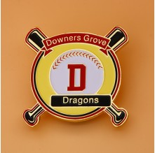 Downers Grove Dragons Trading Pins