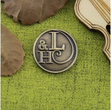 L & H Antique Lapel Pins