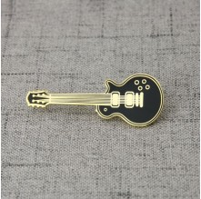 Electric Guitar Cloisonne Lapel Pins