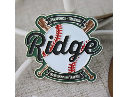 Ridge Trading Lapel Pins