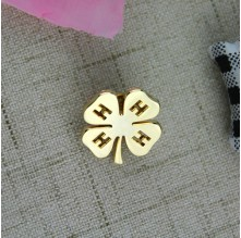 The Clovers 3D/Cut out Lapel Pins