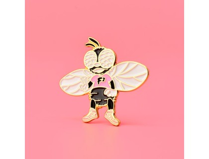 Honey Bee Enamel Pins