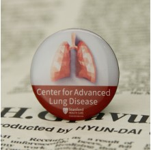 Center for Advanced Lung Disease Lapel Pins