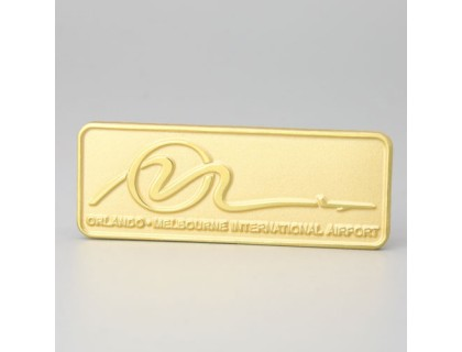 Orlando Melbourne International Airport Lapel Pins