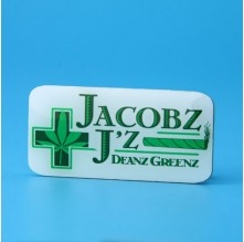 Jacob'z J'z  Printed Pins