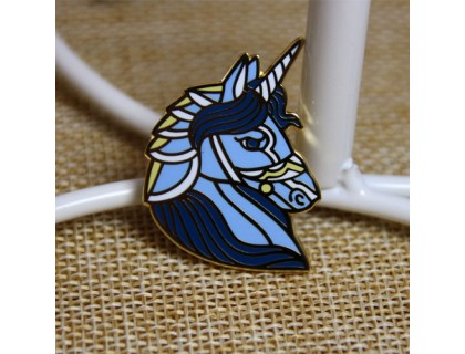 Unicorn Enamel Pins Custom
