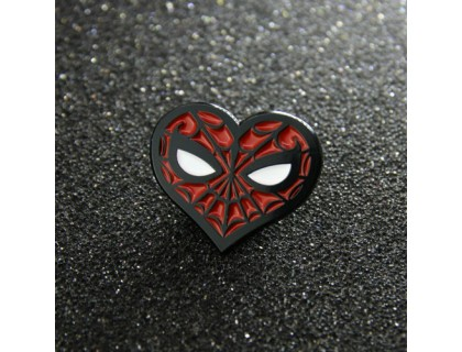 Spideman Custom Enamel Pins