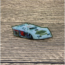 Race Car Lapel Pins