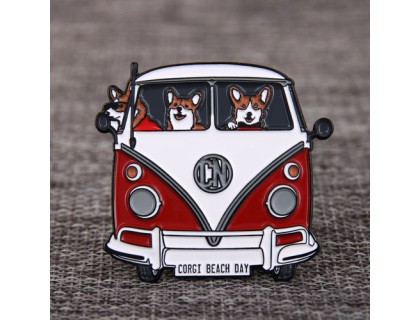 Corgi Custom Lapel Pins