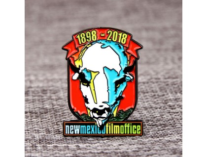 New Mexico Film Office Enamel Pins