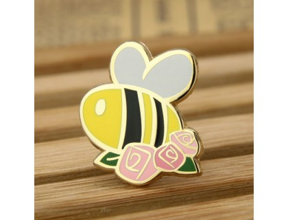 Honey Bee Lapel Pins