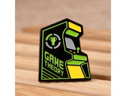 Automatic Coin Game Machines Custom Pins