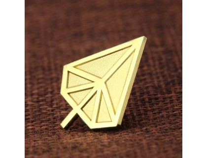 Gold Leaf Lapel Pins