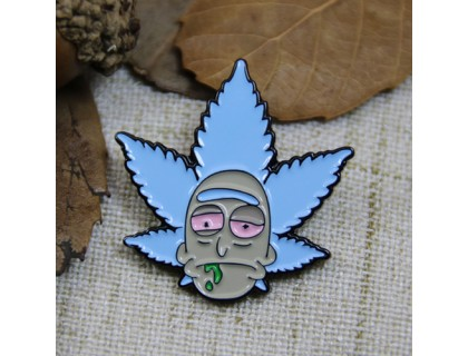 Leaf Man Custom Made Pins