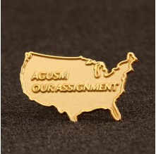 Assignment Enamel Pins Custom