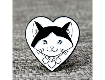 Cat Custom Enamel Pins Canada