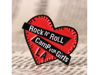 Rock Custom Enamel Pins Canada