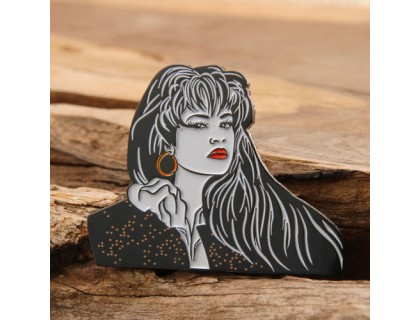 Sex Lady Lapel Pins