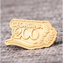 Georgina Custom Pins