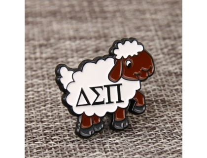 Sheep Custom Pins