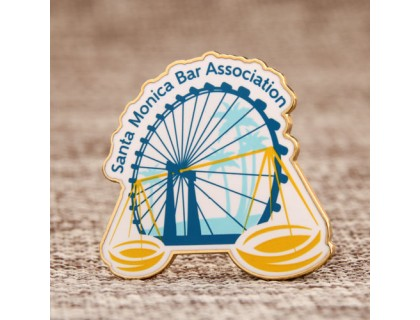 Bar Association Custom Enamel Pins