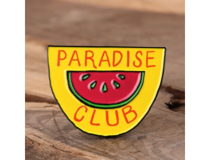 Club Enamel Custom Pins