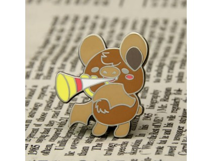 Cartoon Lapel Pins Custom