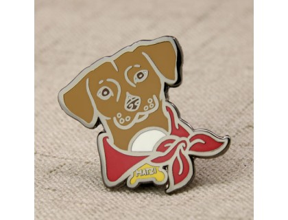 Puppy Hard Enamel Pins