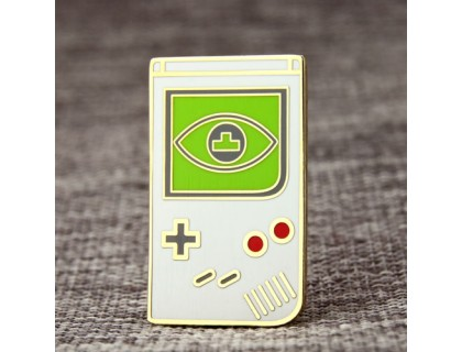 Smart Phone Hard Enamel Pins