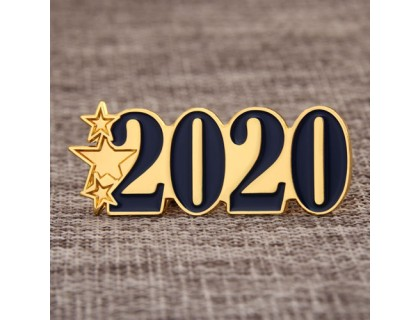 2020 Custom Enamel Pins