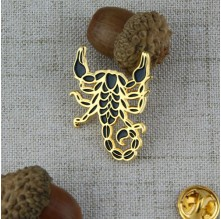 Scorpion Custom Lapel Pins