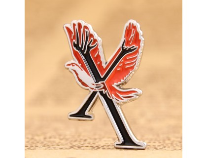 Flying Eagle Custom Enamel Pins