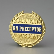 Beaumont Sandblast Lapel Pins