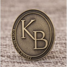 KB Enamel Pins Custom