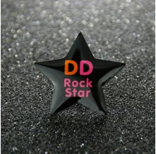 Rock Star Cheap Enamel Pins