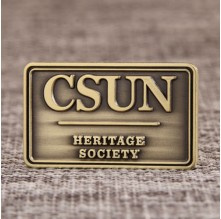 CSUN Heritage Society Custom Pins
