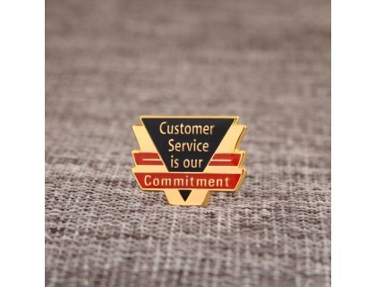Commitment Enamel Pins Wholesale