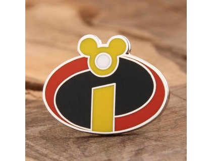 Cute I Enamel Lapel Pins