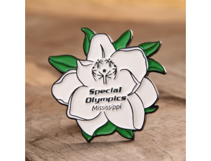 Special Olympics Mississippi Enamel Pins