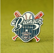 Branson Missouri Baseball Pins