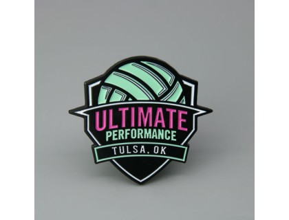 Ultimate performance Volleyball Pins