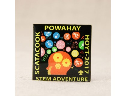 Stem Adventure Cheap Enamel Pins