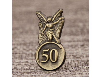 Fifty Enamel Pins Wholesale