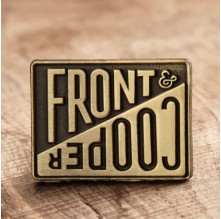 Front & Cooper Custom Antique Pins