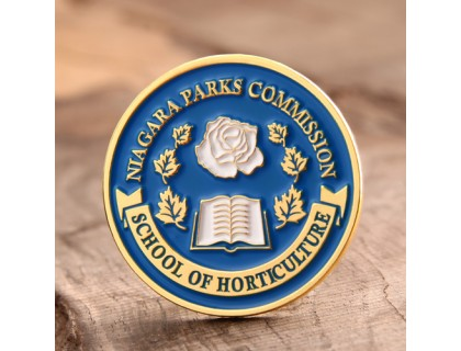 Niagara Parks School of horticulture Pins