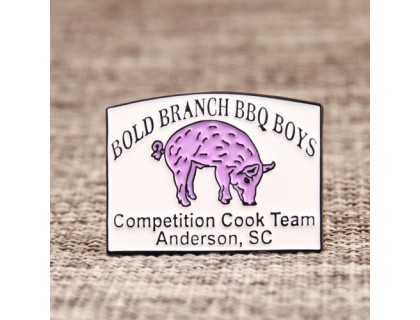 Competition Cook Team Custom Pins