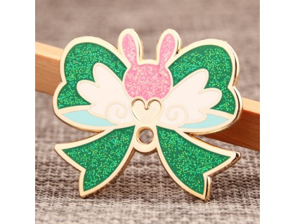 Colorful Butterfly Enamel Pins