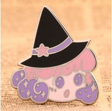 Lovely Girl Custom Lapel Pins