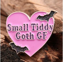 Small Tiddy Custom Lapel Pins